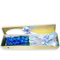 파란장미꽃상자TYU