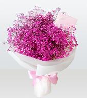 큐티핑크♡(핑크안개다발)